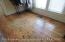 Beautiful, original hardwood floors