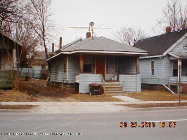 1117 E Oakland Ave - front view - 1