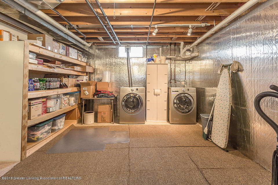 4980 S Francis Rd - Laundry basement - 21
