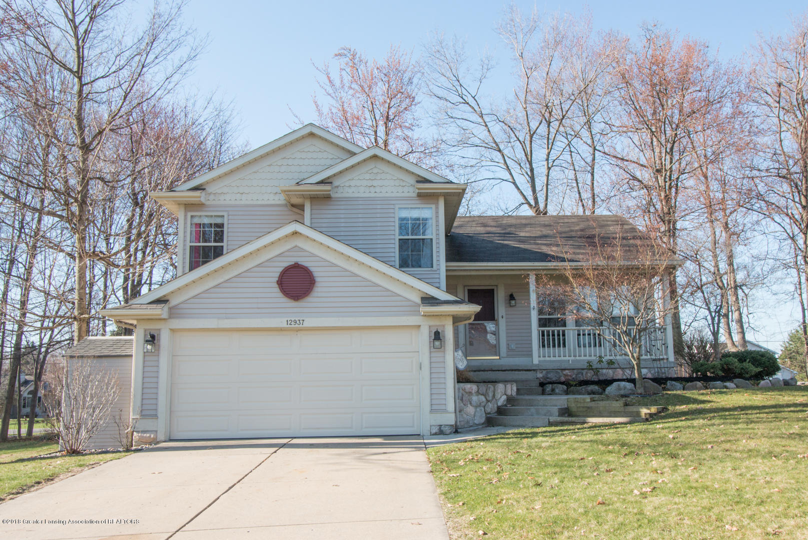 12937 Menominee Dr - Front - 1