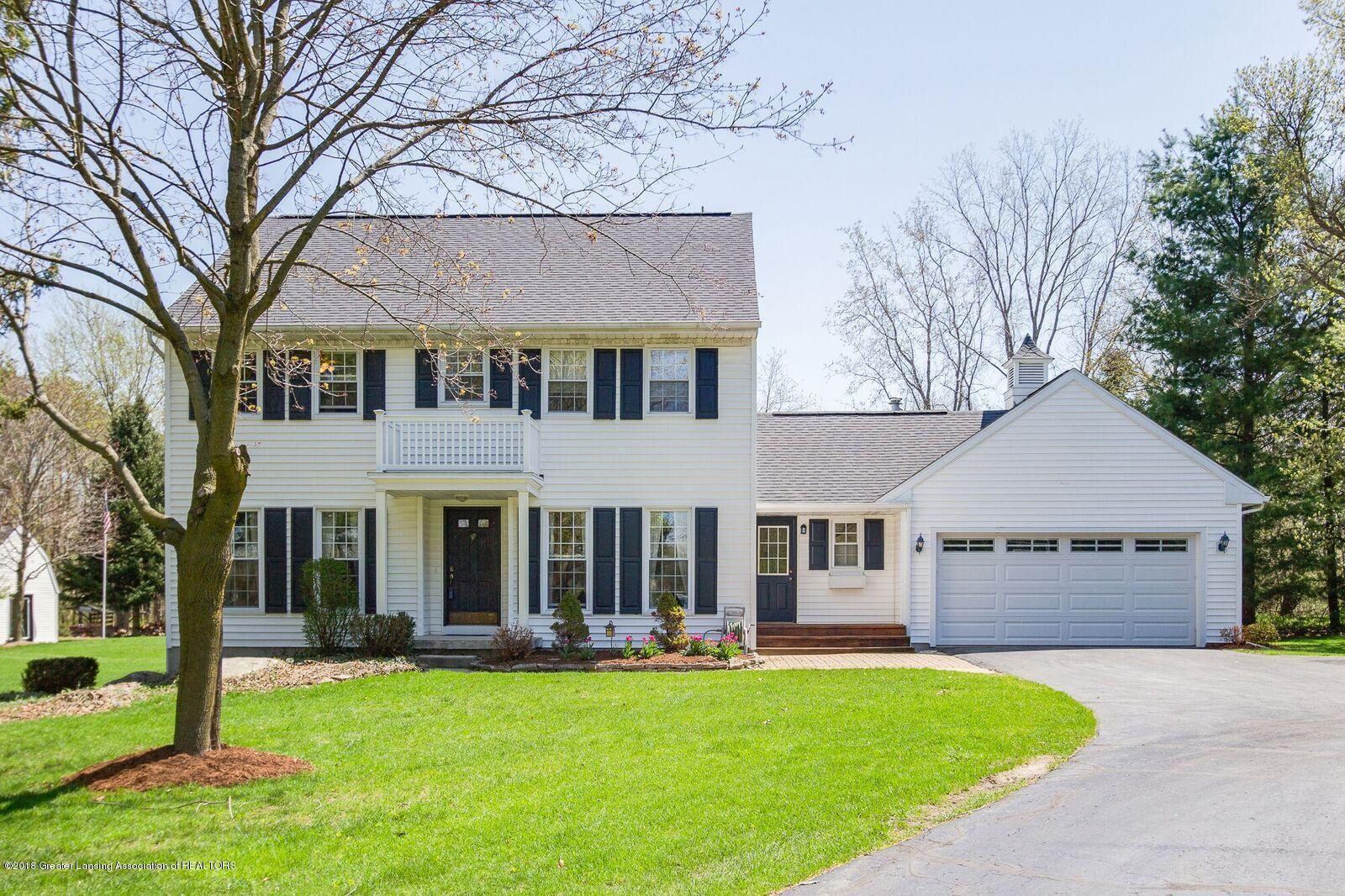 5252 Meridian Rd - Front - 1
