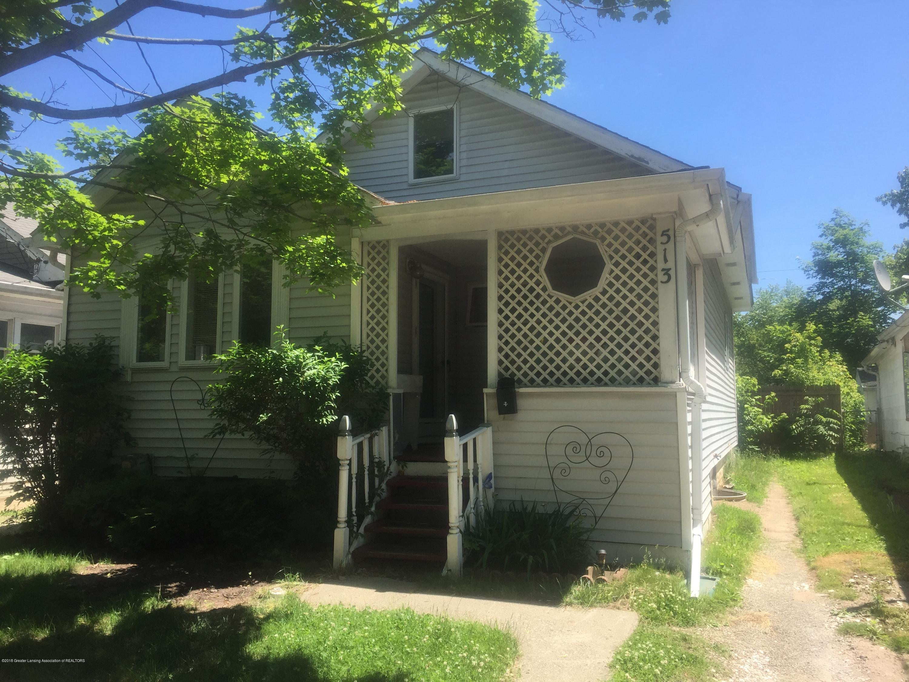 513 S Clemens Ave - Front - 1