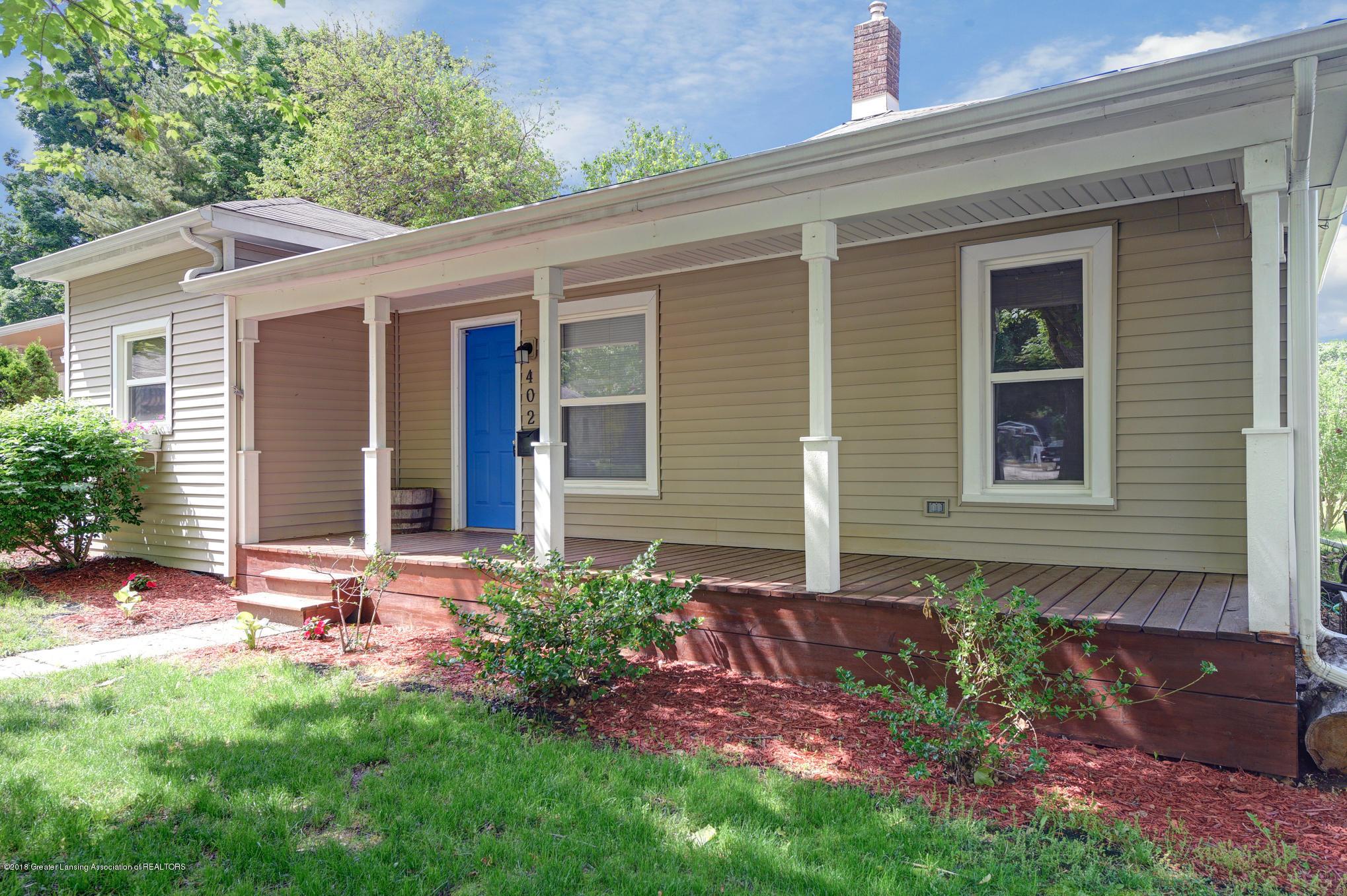 402 Jones St - Front Home - 1