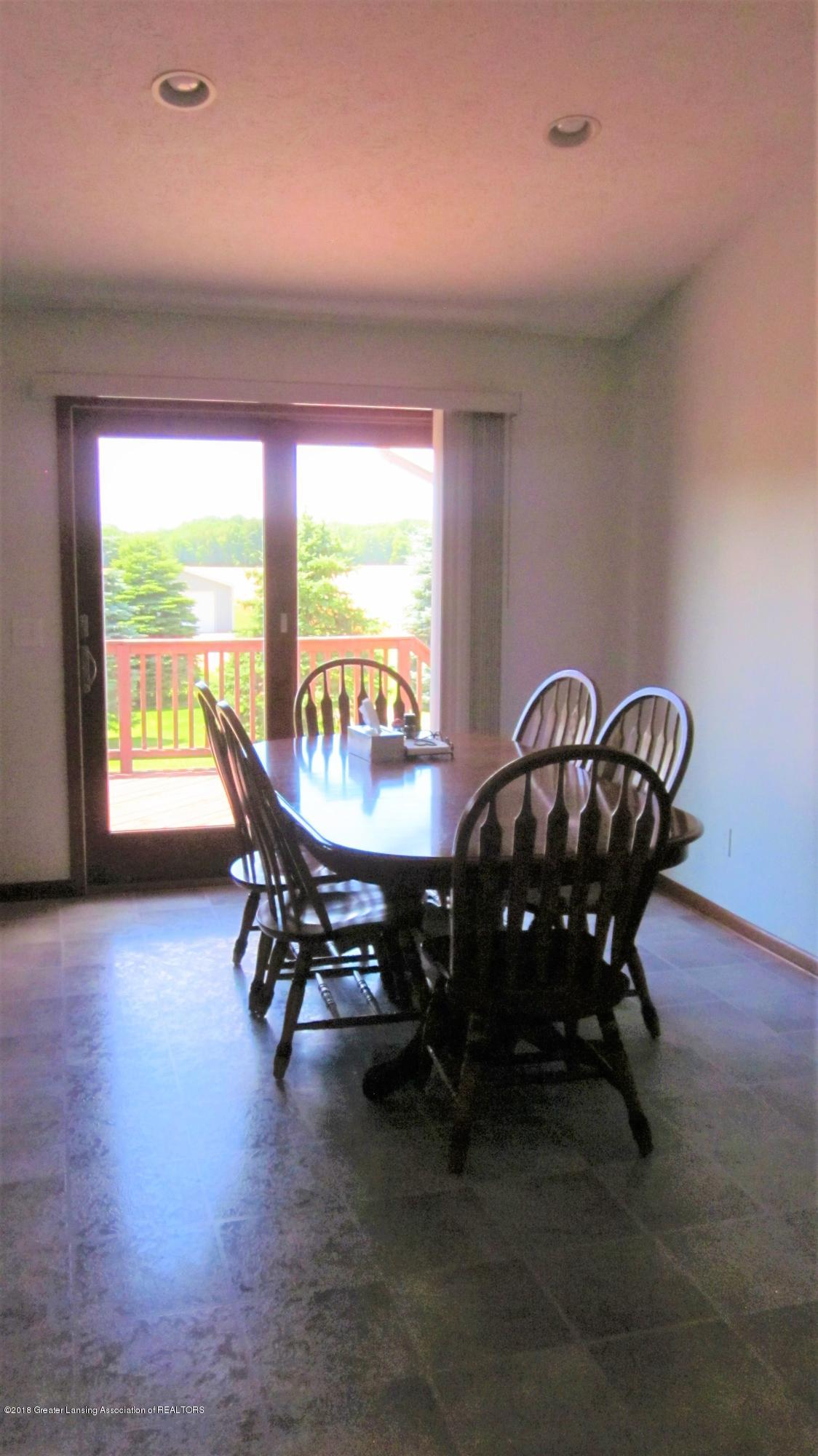 5384 S Stine Rd - Dining Area to deck - 10