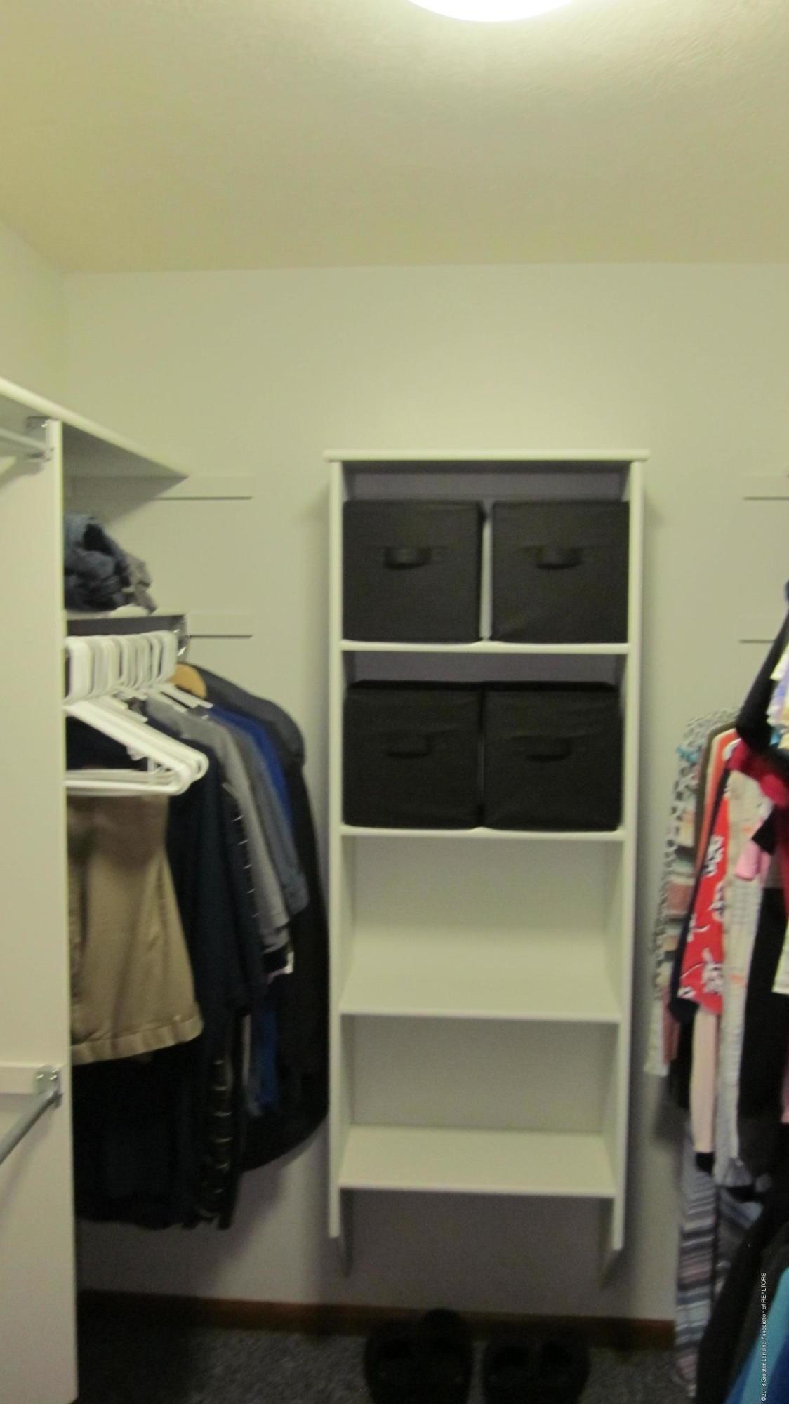 5384 S Stine Rd - master closet storage - 13