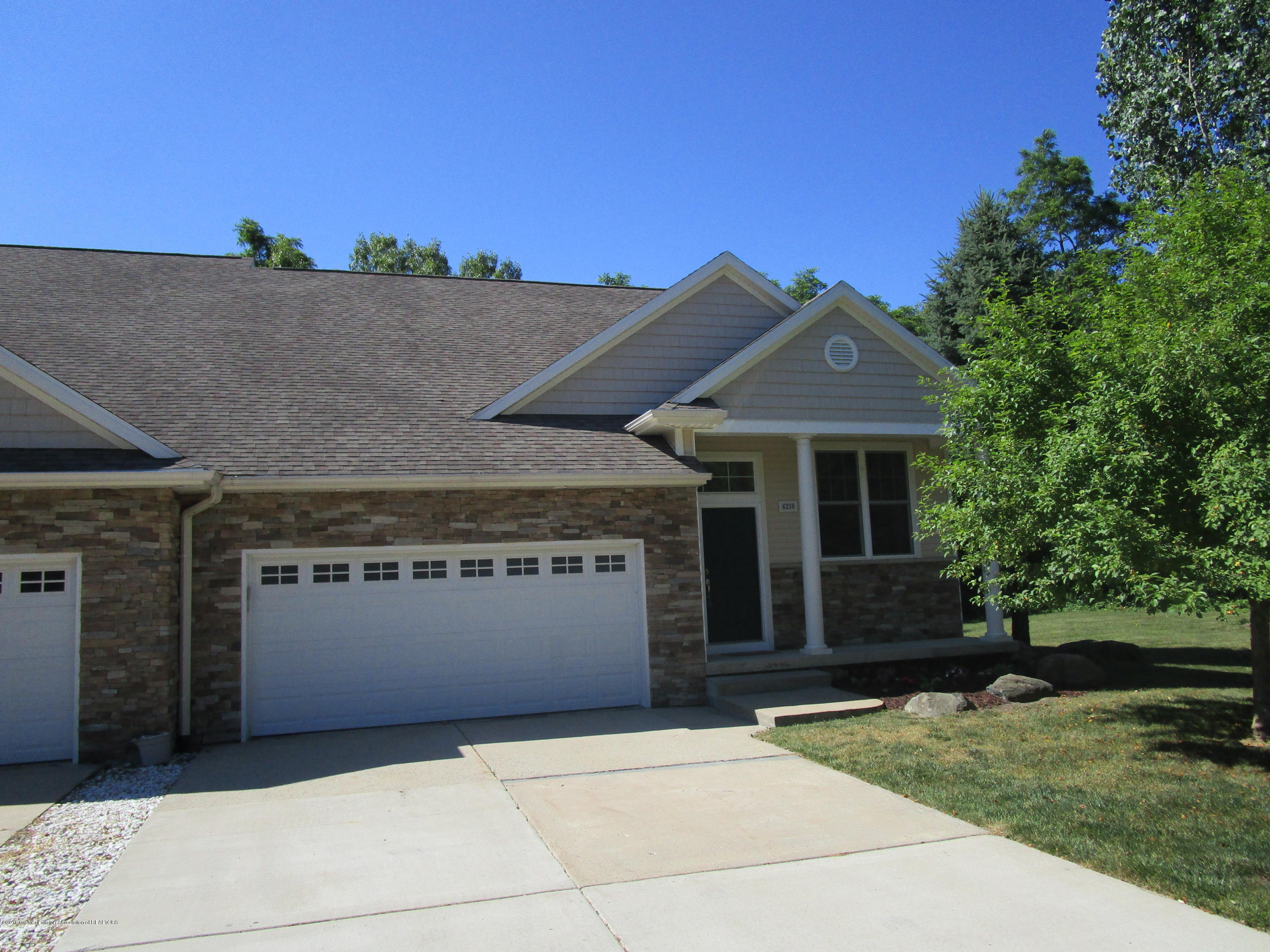 6210 Hilltop Ct 8 - Front of House - 1