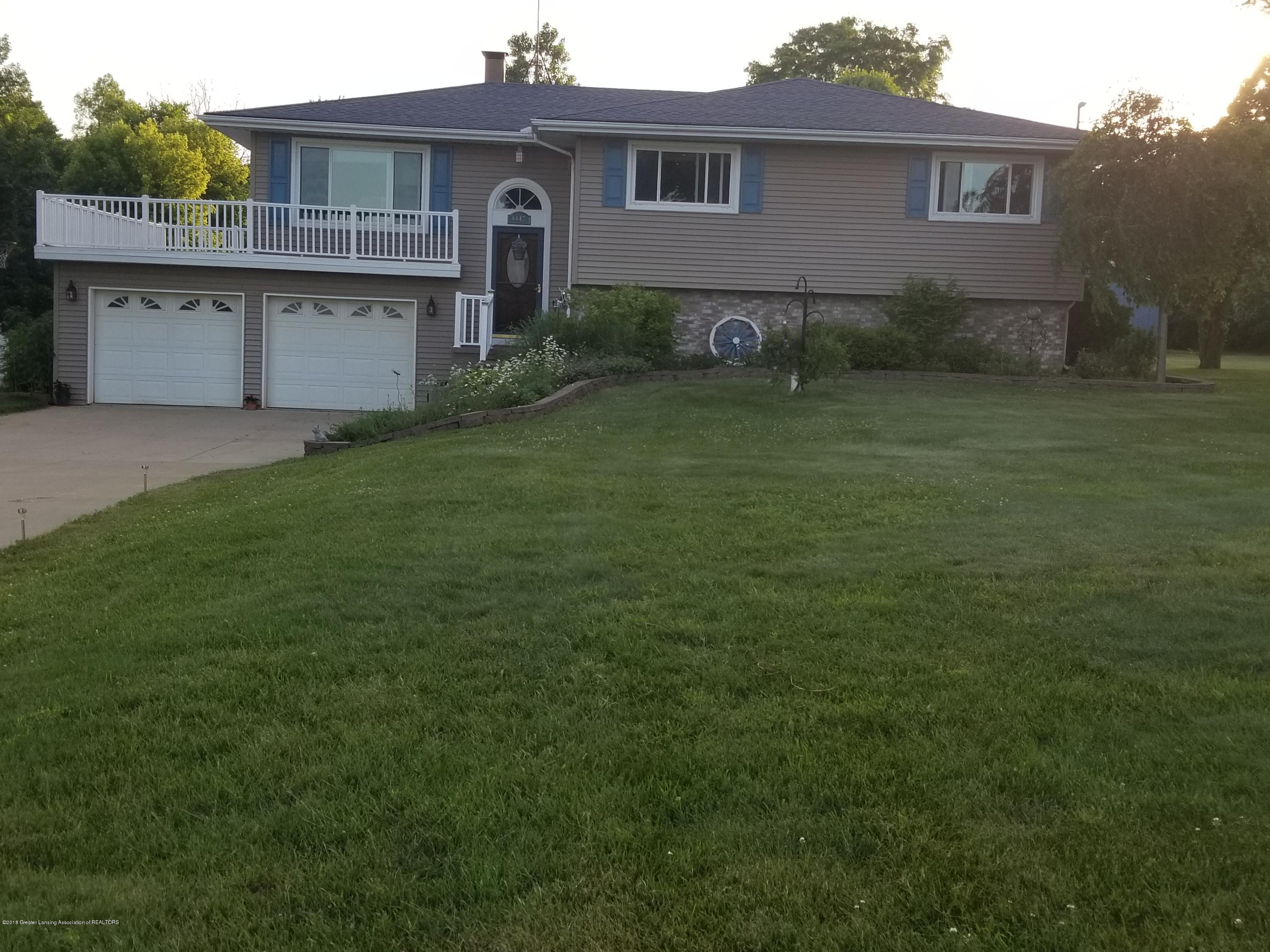 8847 Cutler Rd - Front View - 1