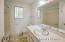 Full Bath on Second Level