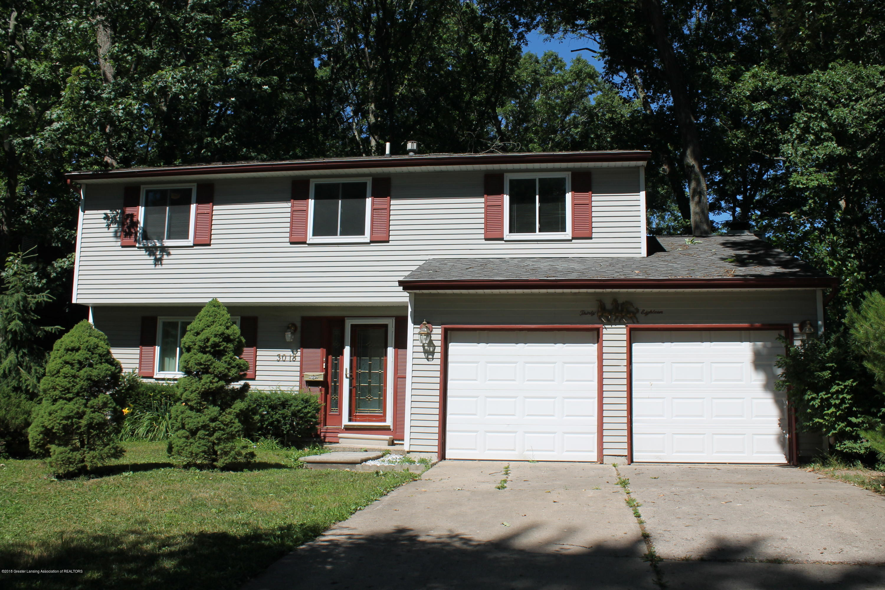 3018 Norwich Rd - Front - 1
