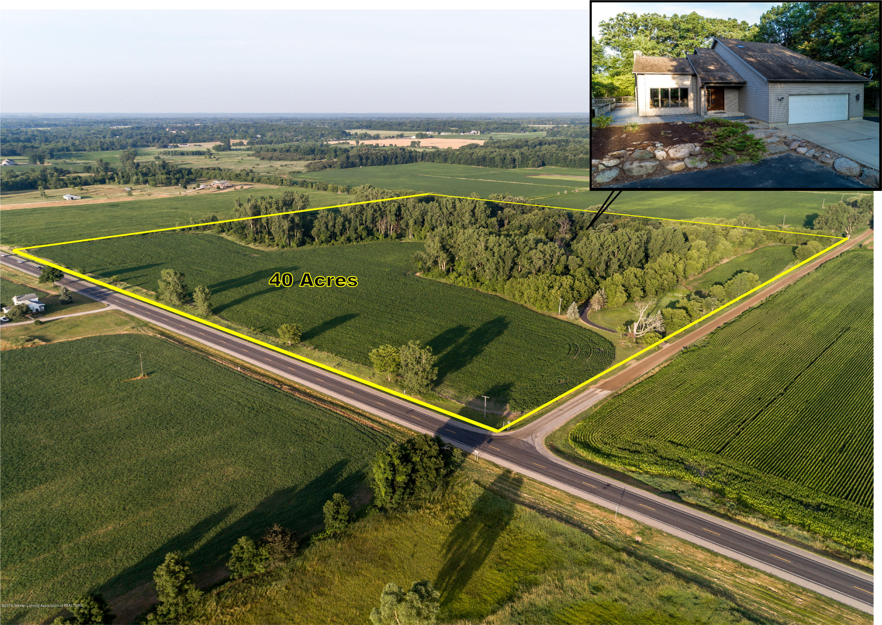 3720 Colby Rd - 40 Acres - 2