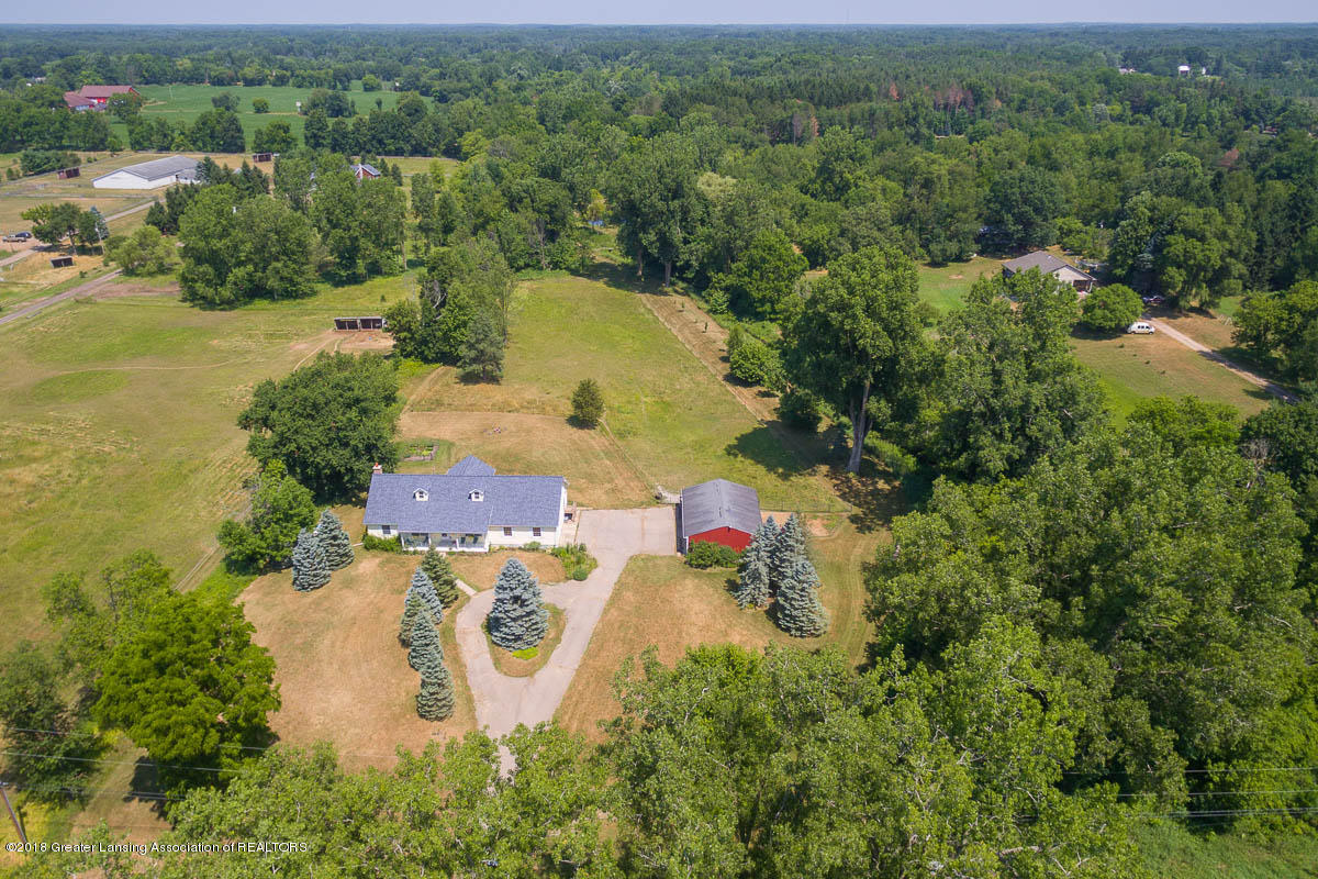 7511 Herbison Rd - Aerial View - 42