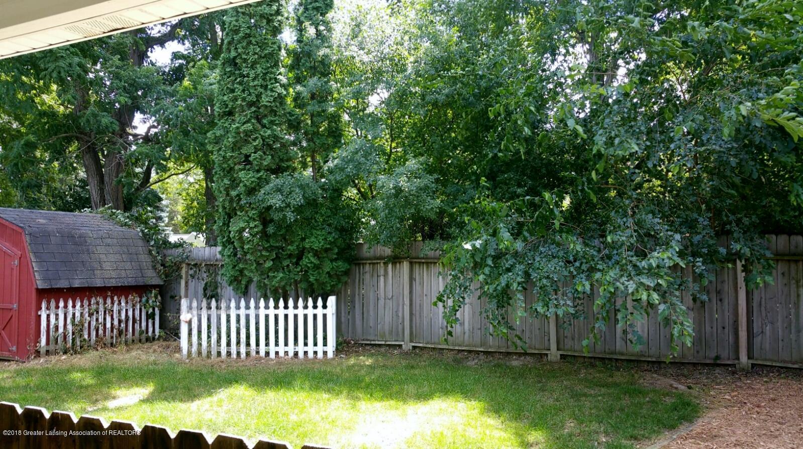 6020 Sunset Ln - Backyard 1 - 11