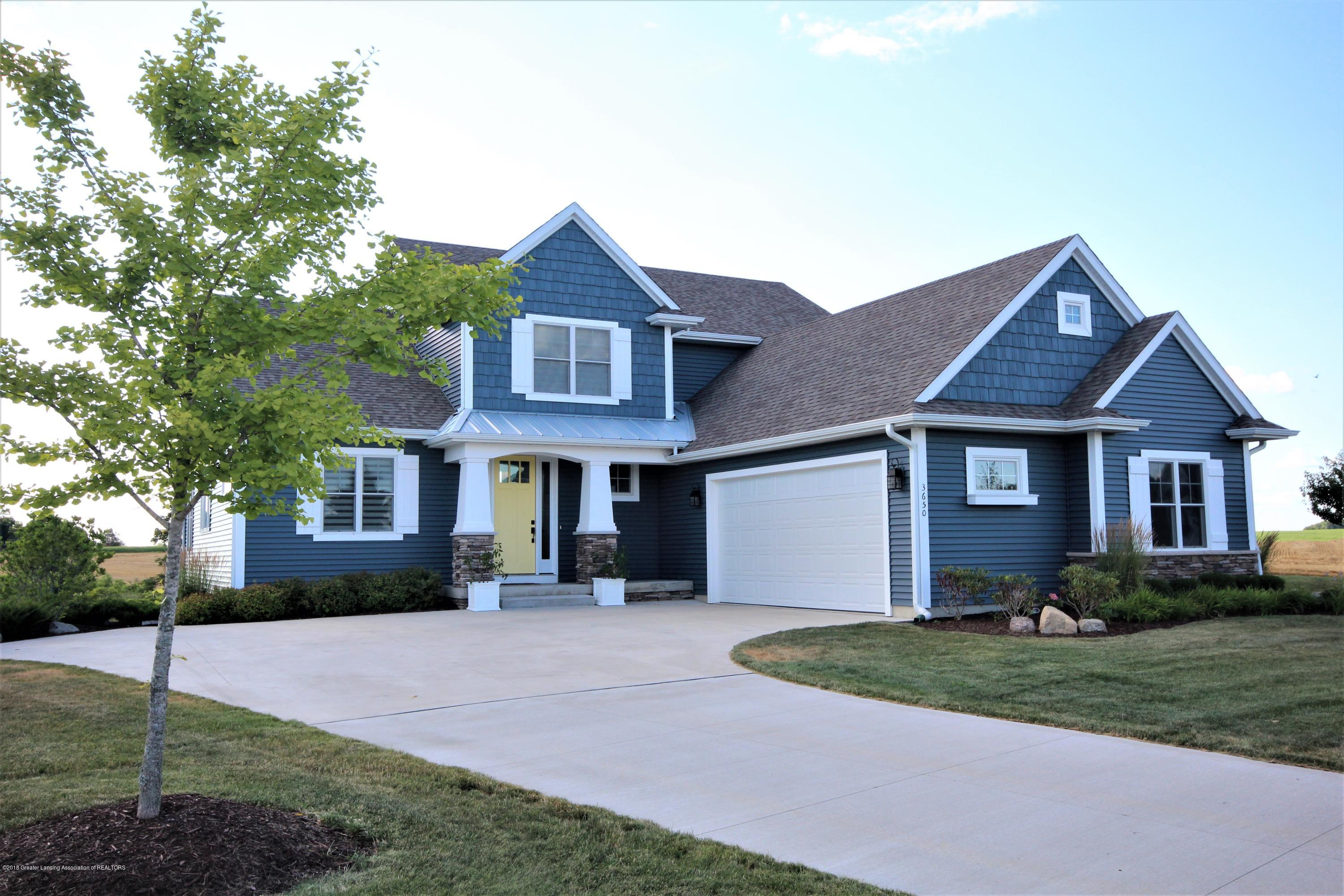 3650 Stanwood Dr - Front Exterior - 1