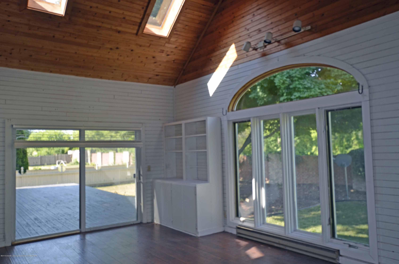 6443 E Island Lake Dr - 6443 E Island Lake Sun Room - 7