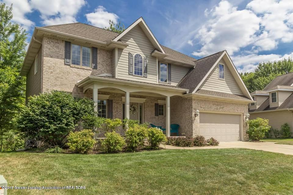 16978 Broadview Dr - FRONT EXTERIOR - 1