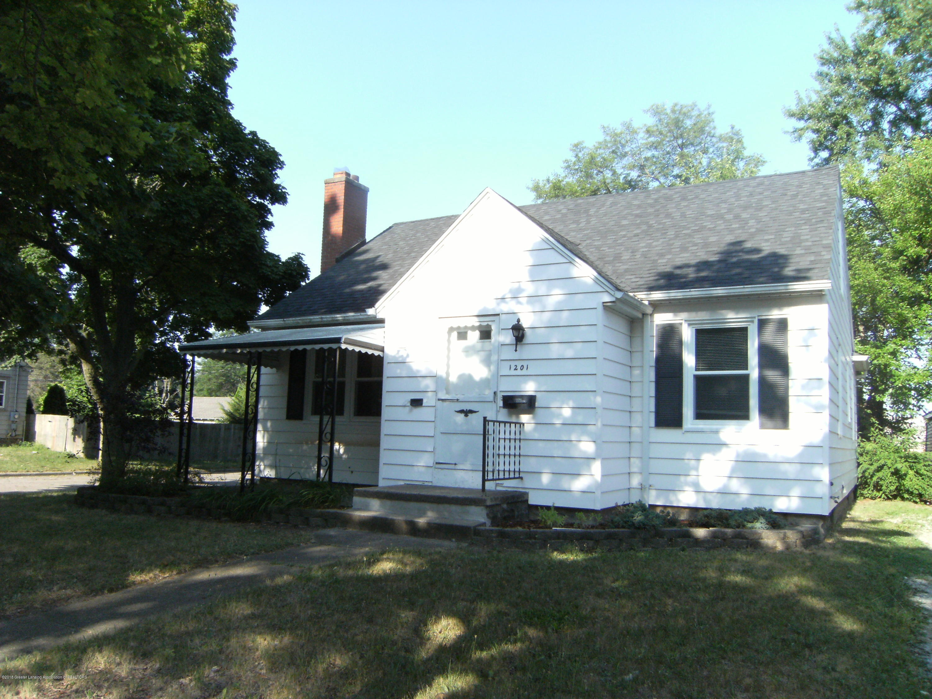 1201 Cleo St - Front - 1