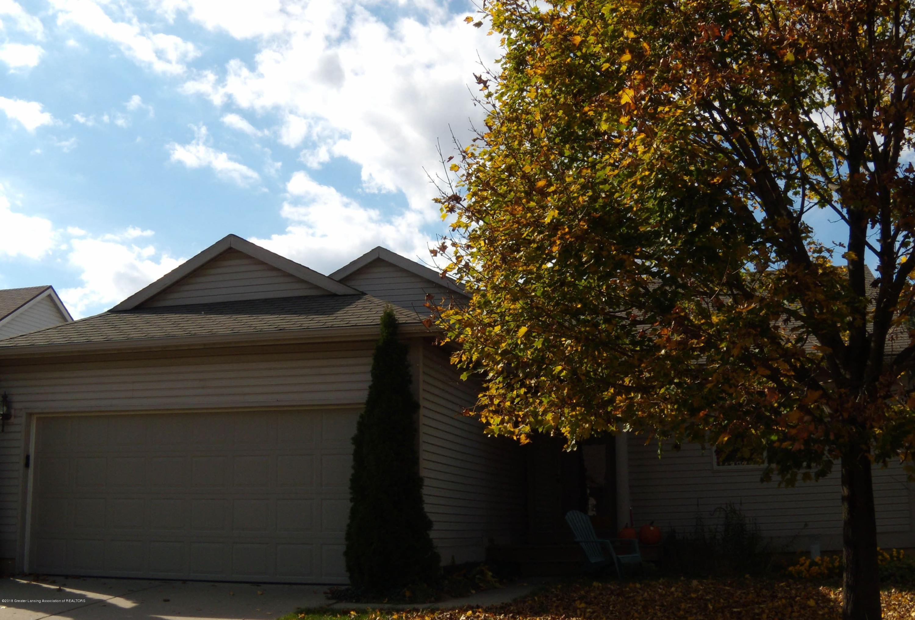 281 Winding River Dr - FRONT EXTERIOR - 1