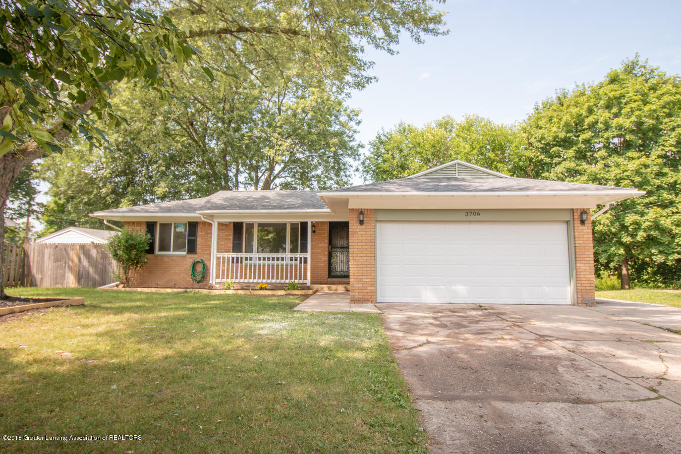 3706 Blue River Dr - Front - 1
