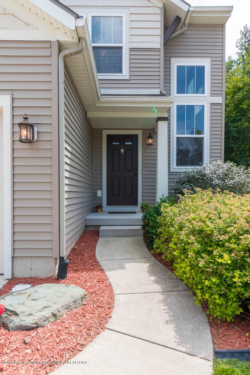 8603 Wheatdale Dr - Front Entry - 6