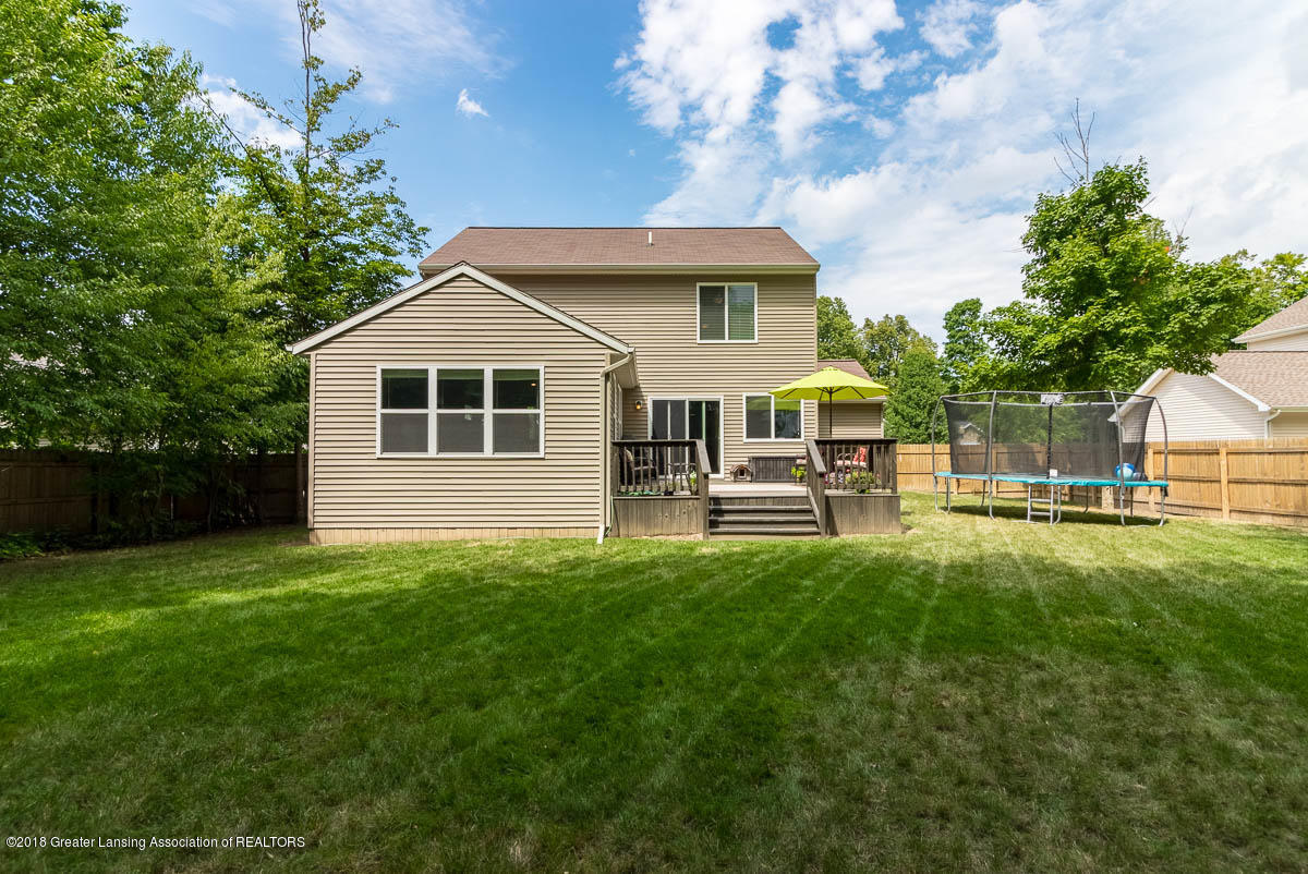8603 Wheatdale Dr - Back View - 45
