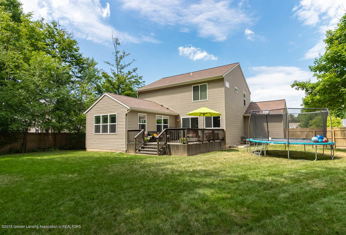 8603 Wheatdale Dr - Back View - 46