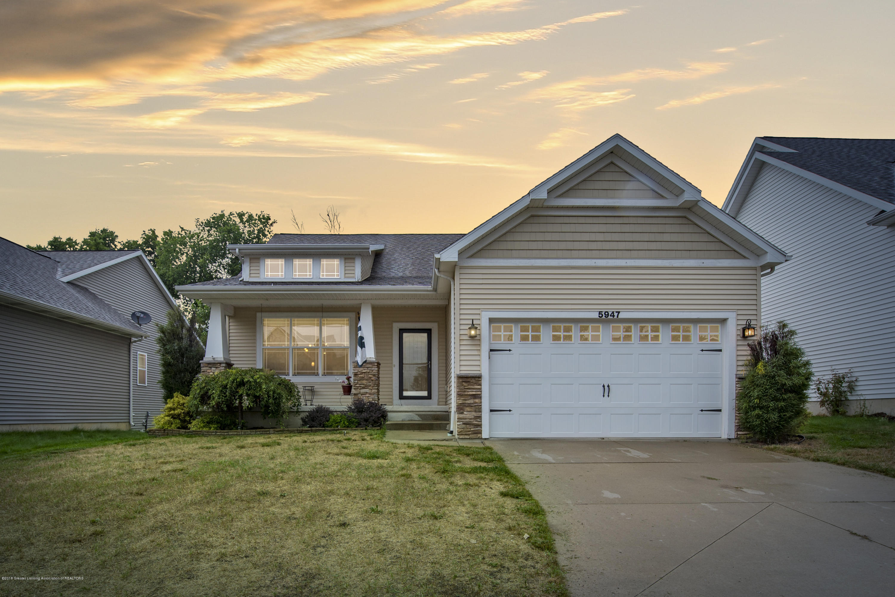 5947 Troyes Rd - Front - 1