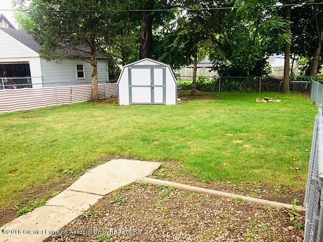 109 E Plain St - 109 backyard - 3