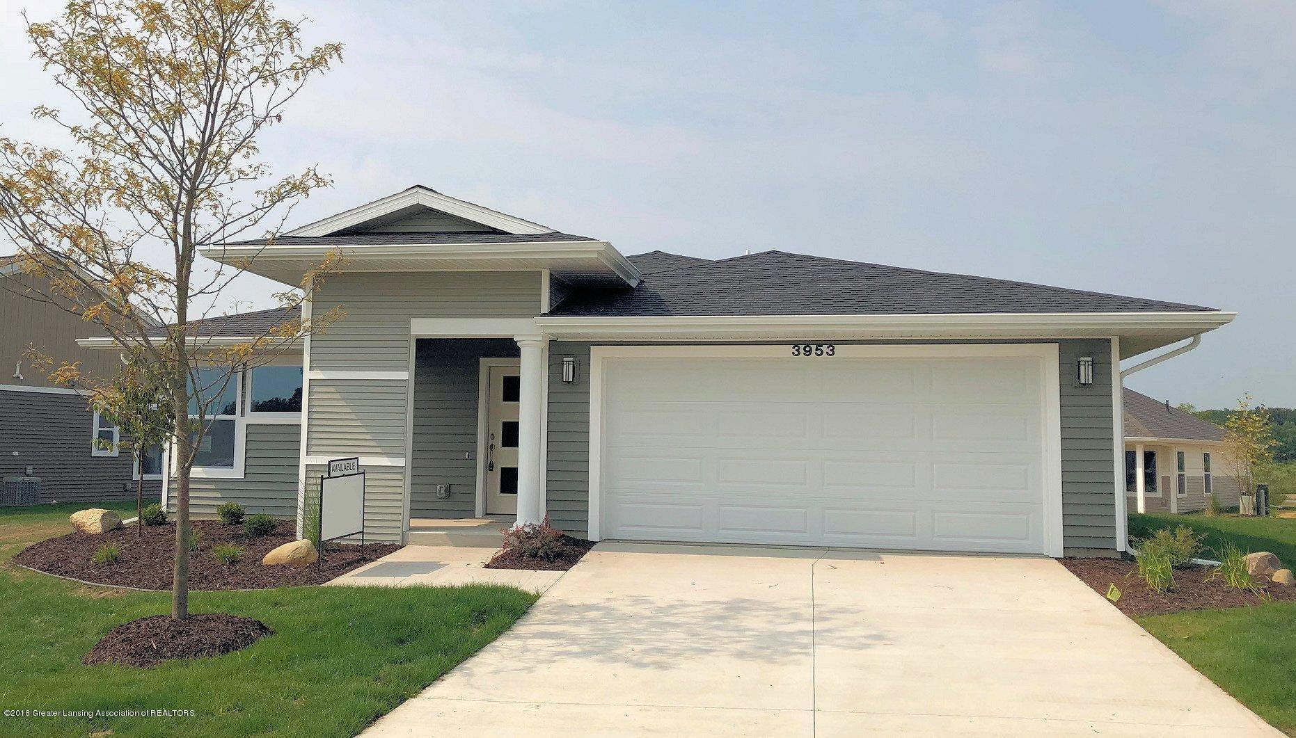 3953 Gallop Rd - Mayberry Homes Falcon Pointe 39 Front - 1