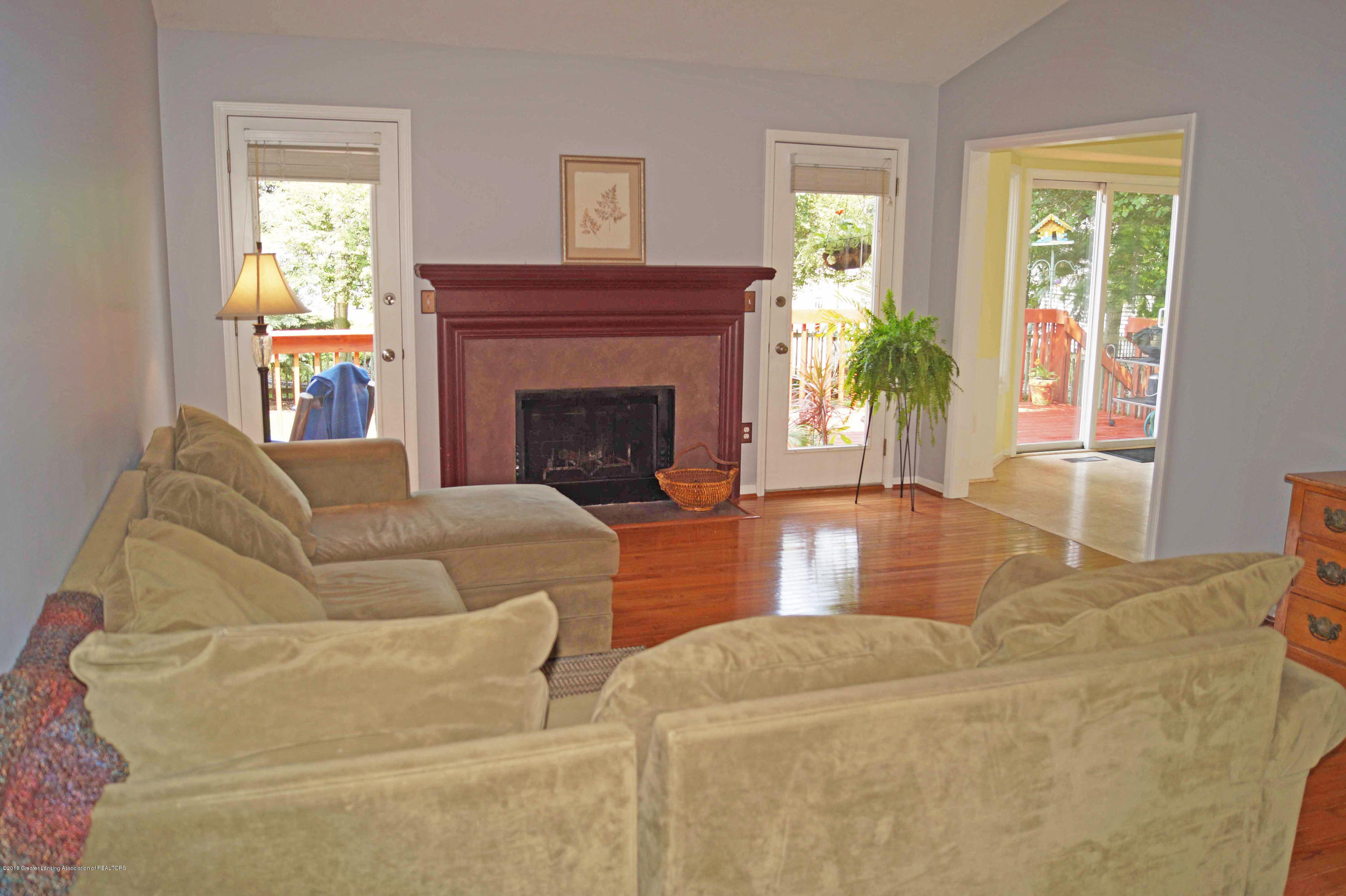 1592 Downing St - Living Room - 7