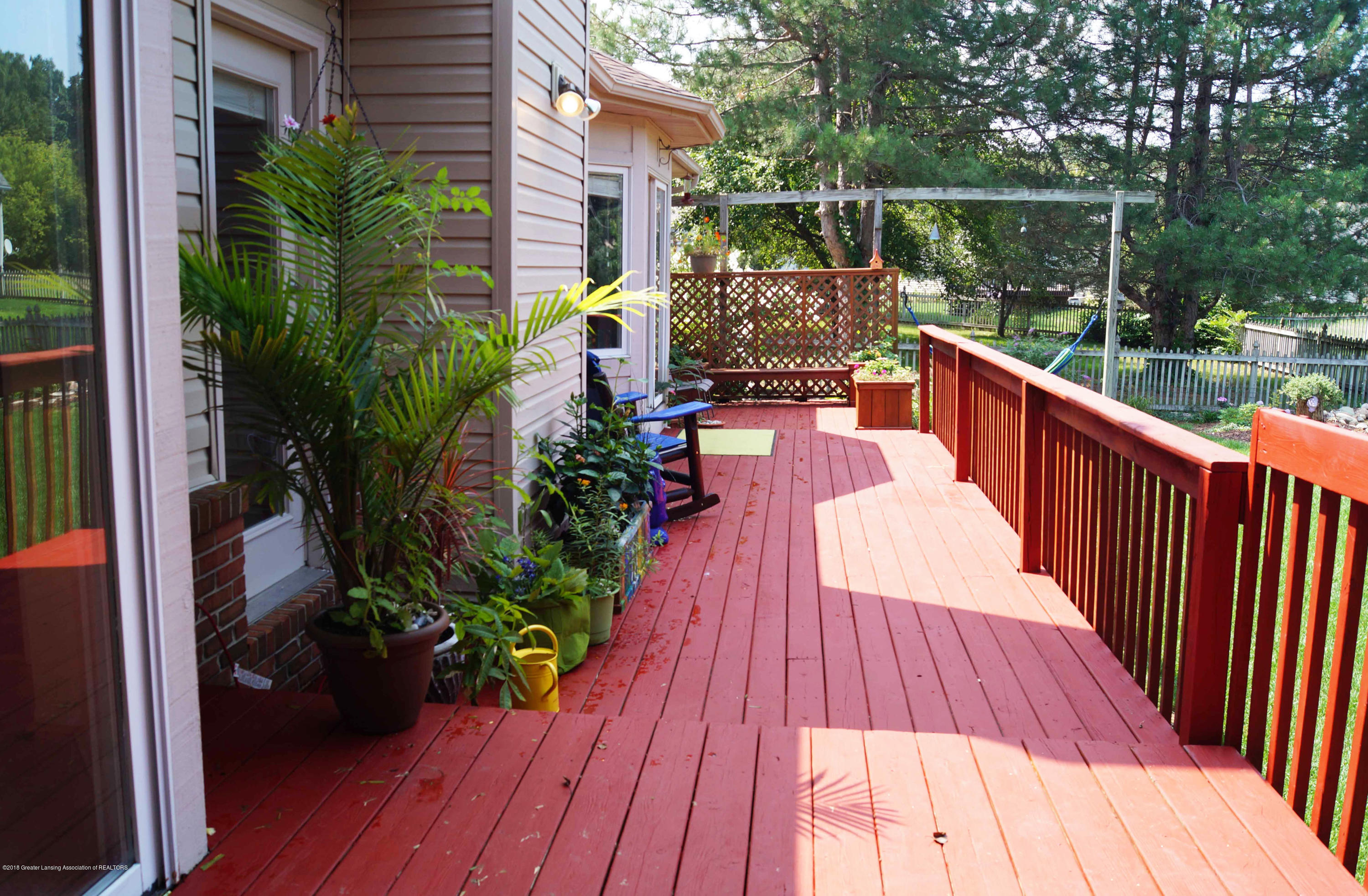 1592 Downing St - Deck - 31