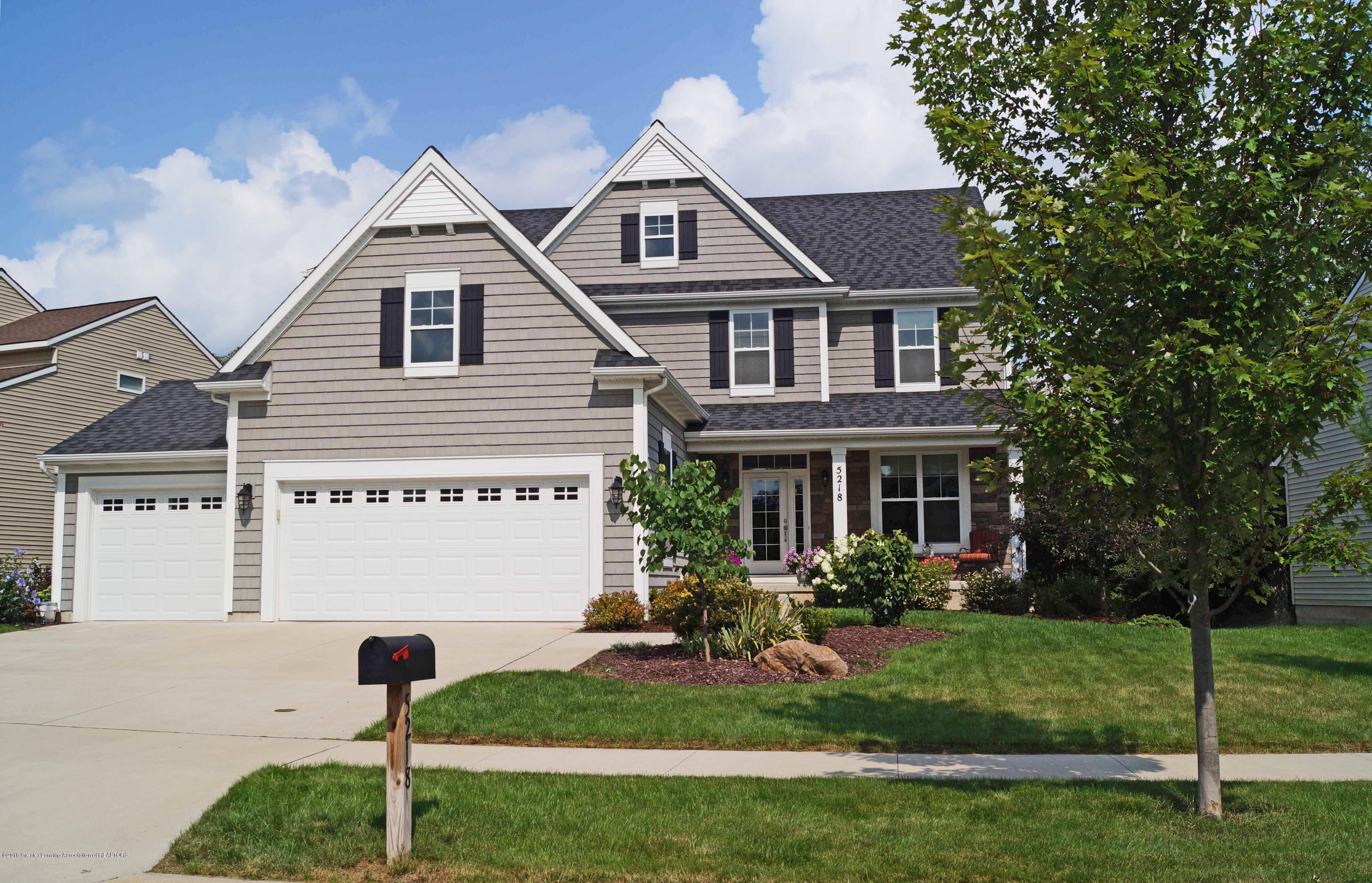 5218 Twinging Drive - FRONT - 1