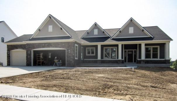 13654 Sienna Pass - FRONT EXTERIOR - 1