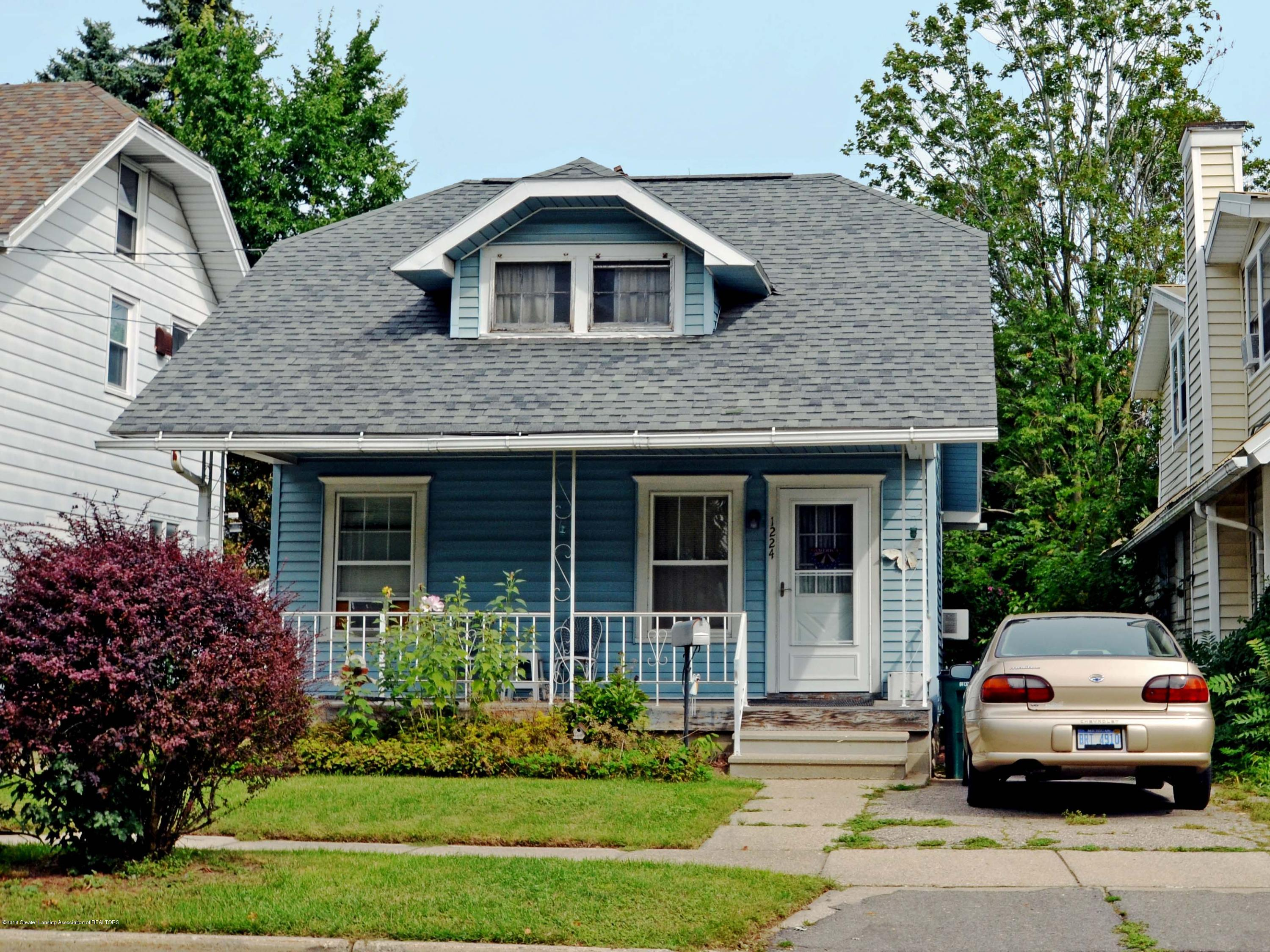 1224 W Barnes Ave - Front - 1