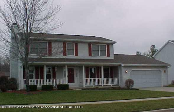 5897 Buttonwood Dr - FRONT EXTERIOR - 1