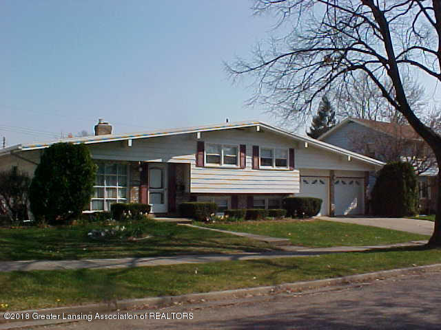 3318 Christine Dr - Frontview - 1