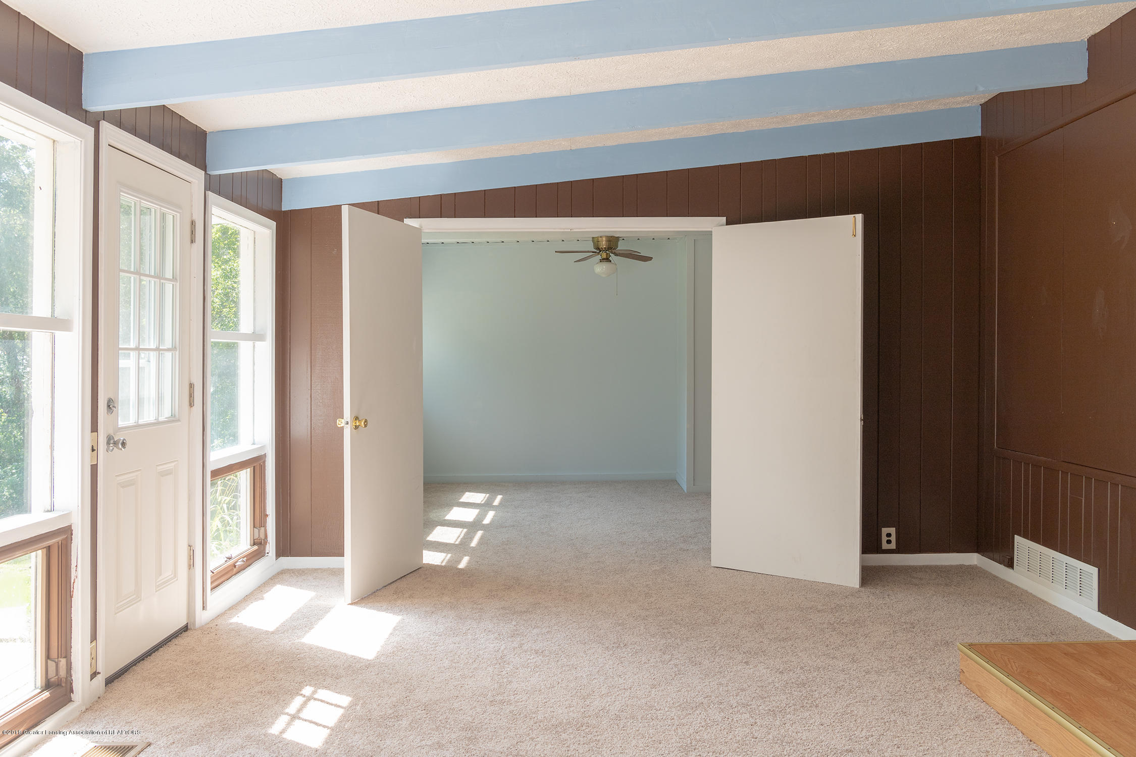 1211 Daisy Ln - view into additional bedroom/office/den - 14