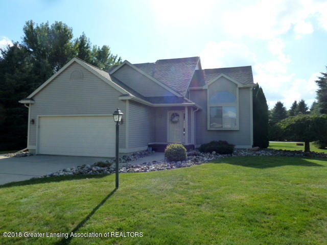 1060 Eaton Green Drive - Front - 1