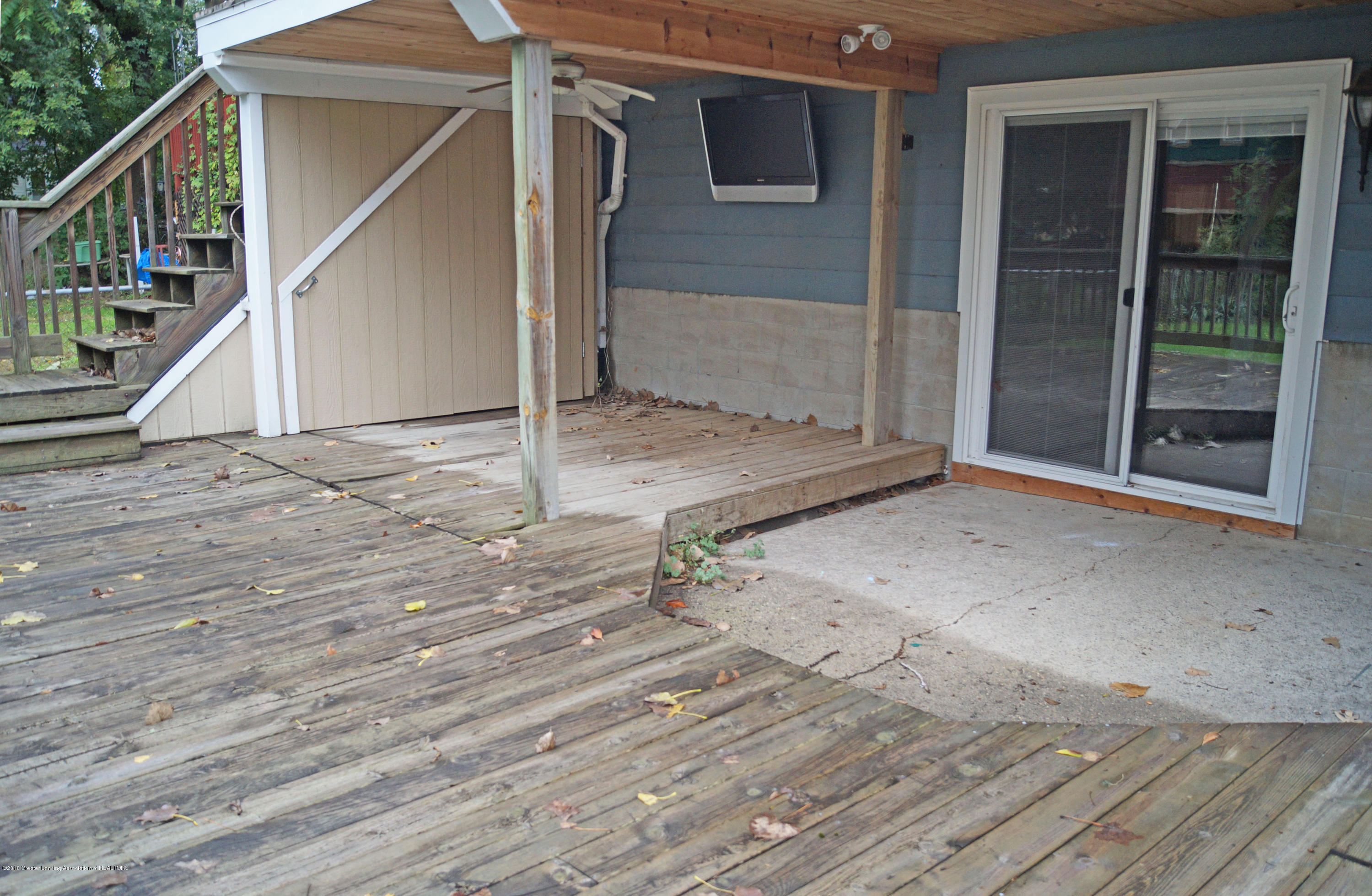 508 Chilson Ave - Deck - 18