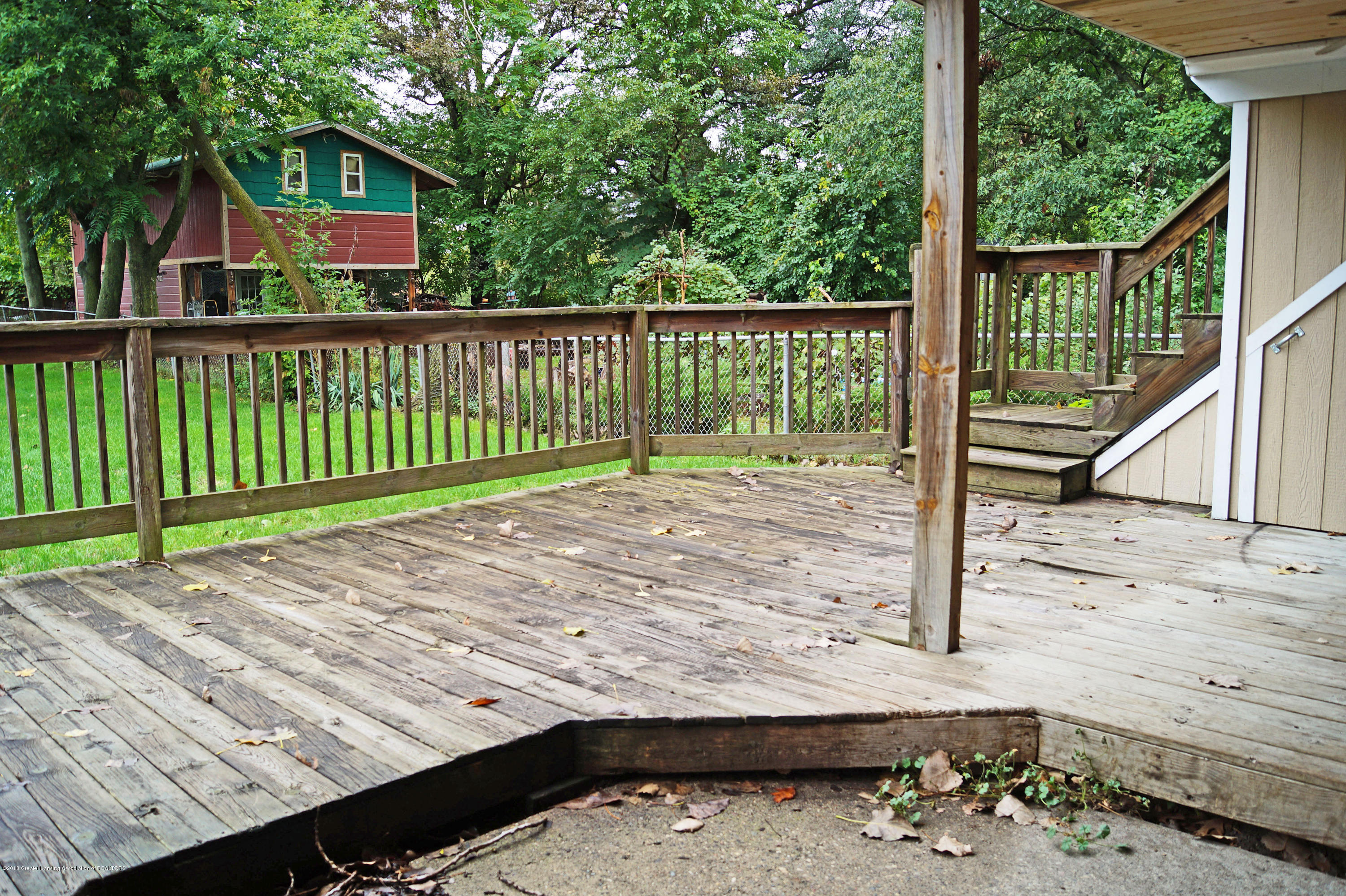 508 Chilson Ave - Deck - 19