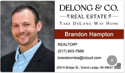 Brandon Lee Hampton agent image