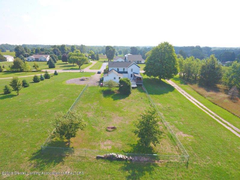 7171 N Fowlerville Rd - jFowlerville Rd Back Aerial 2 - 20