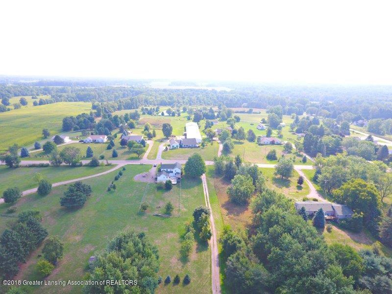 7171 N Fowlerville Rd - jFowlerville Rd Back Aerial - 21