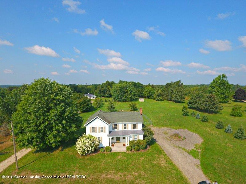 7171 N Fowlerville Rd - jFowlerville Rd Front Aerial - 23