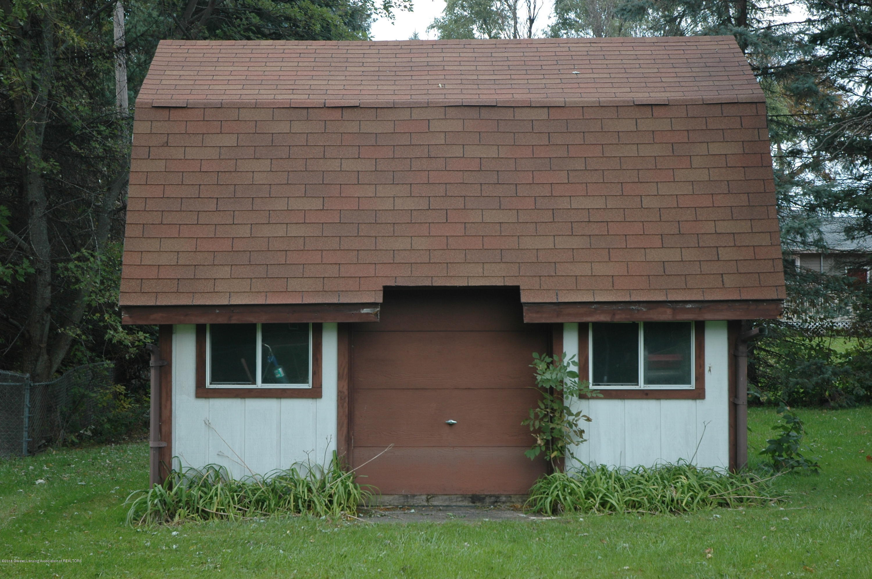 1909 Maple Shade Dr - Shed - 30