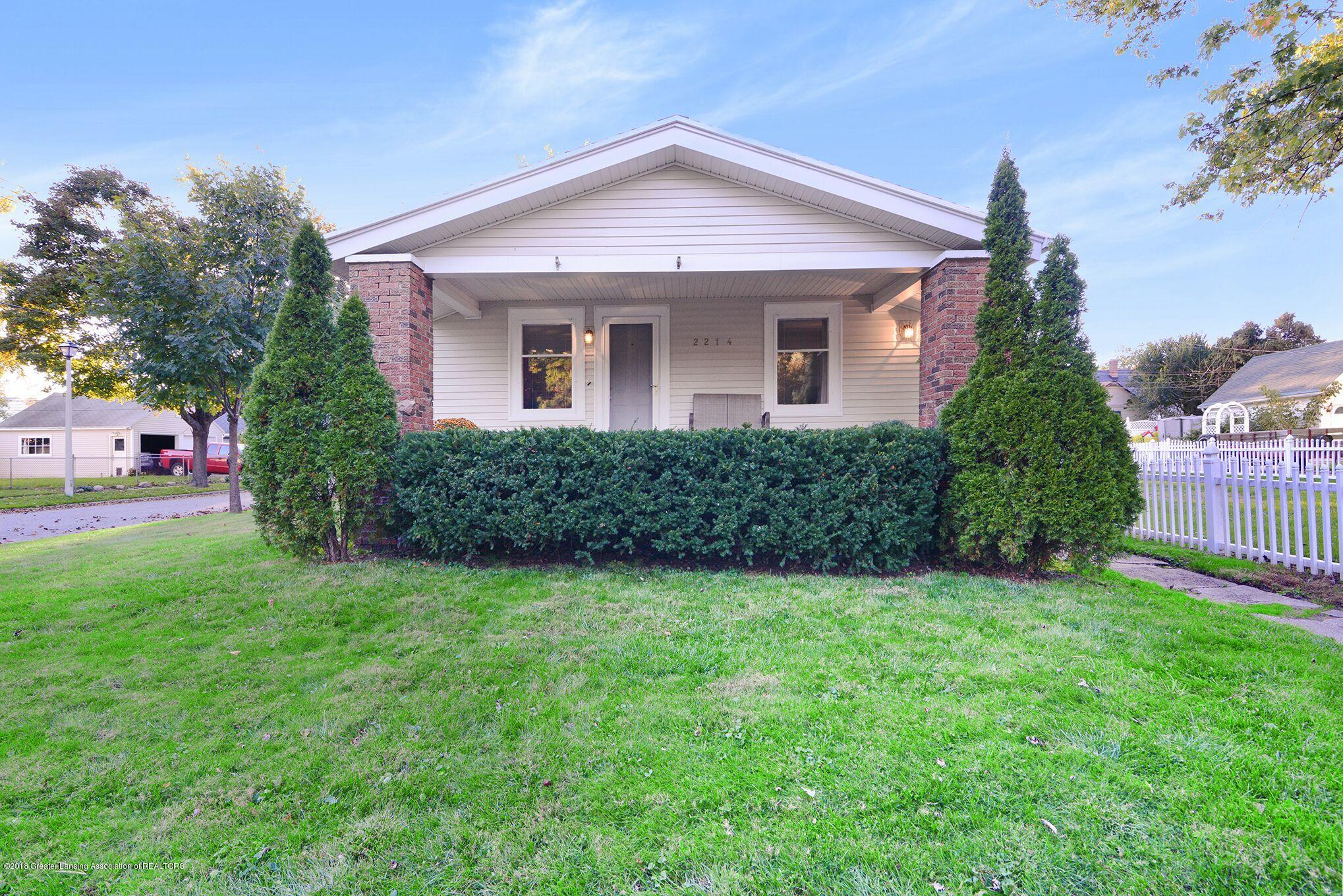 2214 Clifton Ave - Front - 1
