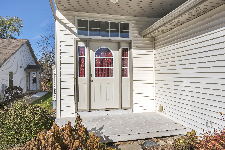 2037 Wyndham Hills Dr - Exterior Front Door - 3
