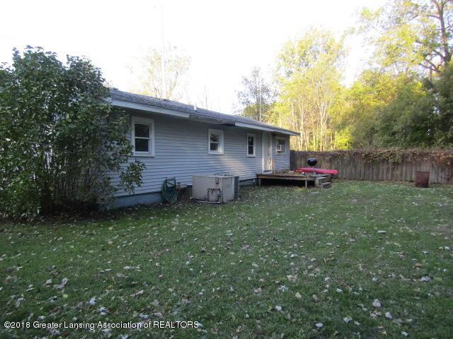6491 Park Lake Rd - Good Sized Back Yard - 17