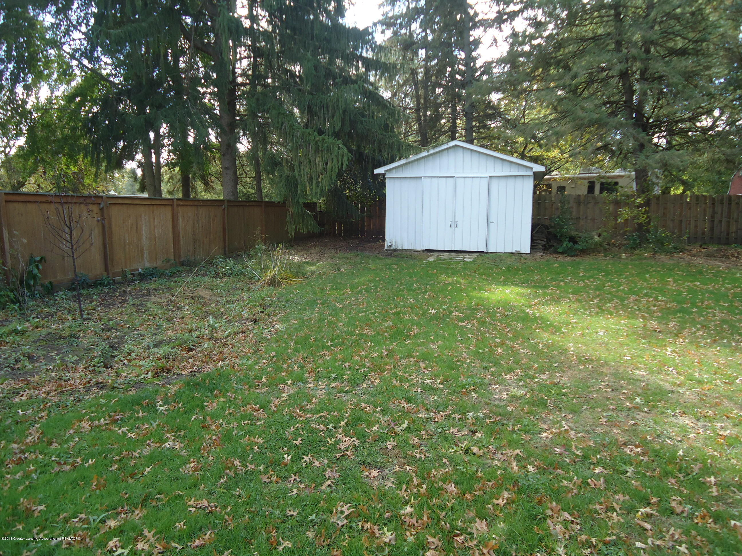 421 Beech St - 28 Shed - 29
