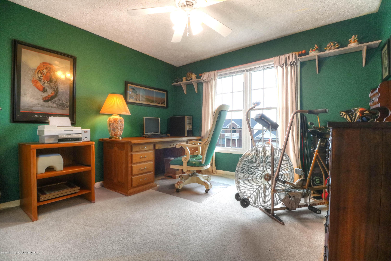 910 Oneida Woods Trail - 2nd Floor Bedroom/Office - 18
