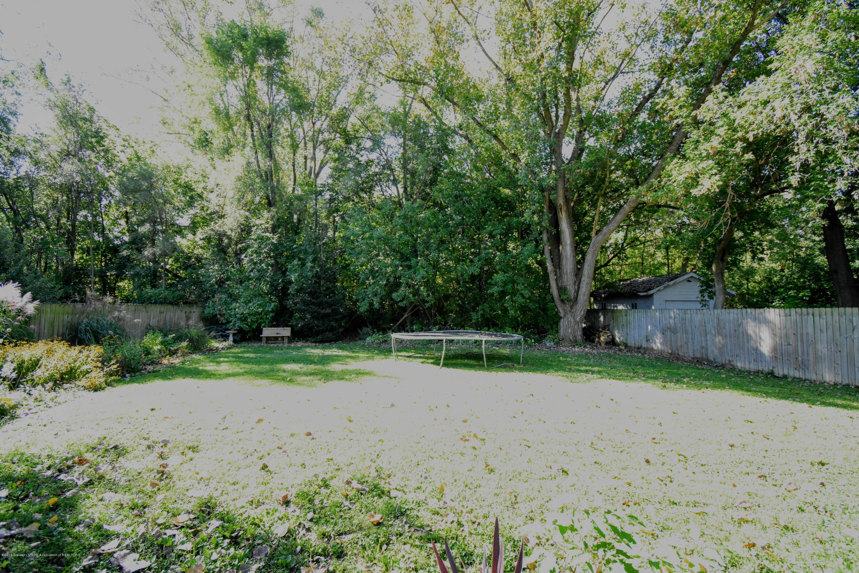 2029 W Miller Rd - Back yard - 15